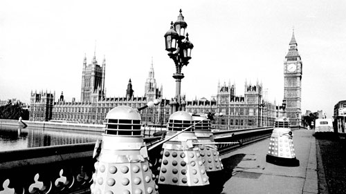 """The Dalek Invasion of Earth,"" 1964."