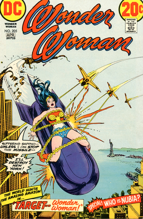 Cover by the great Nick Cardy, who passed away on November 3 at the ripe old age of 93.