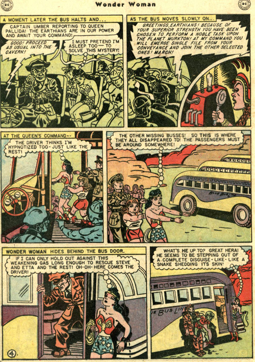 Oh, those space aliens with their advanced bus technology.