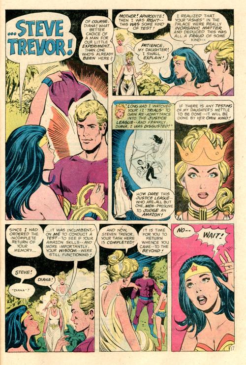 Queen Hippolyte: Always a jerk.