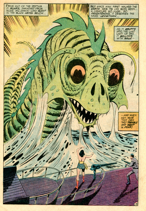 Hey, who released the Kraken?